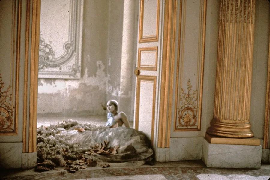 Deborah Turbevilles magical photographs of Versailles in