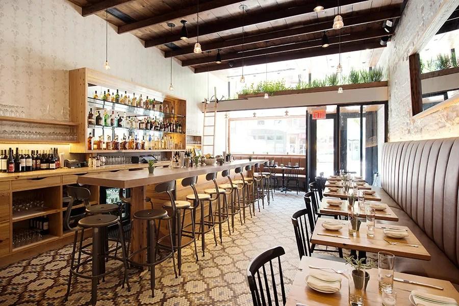 Brooklyns Most Stylish Restaurants Photos  Architectural