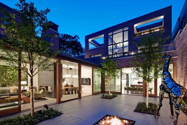 Modern Home In Chicago Architectural Digest