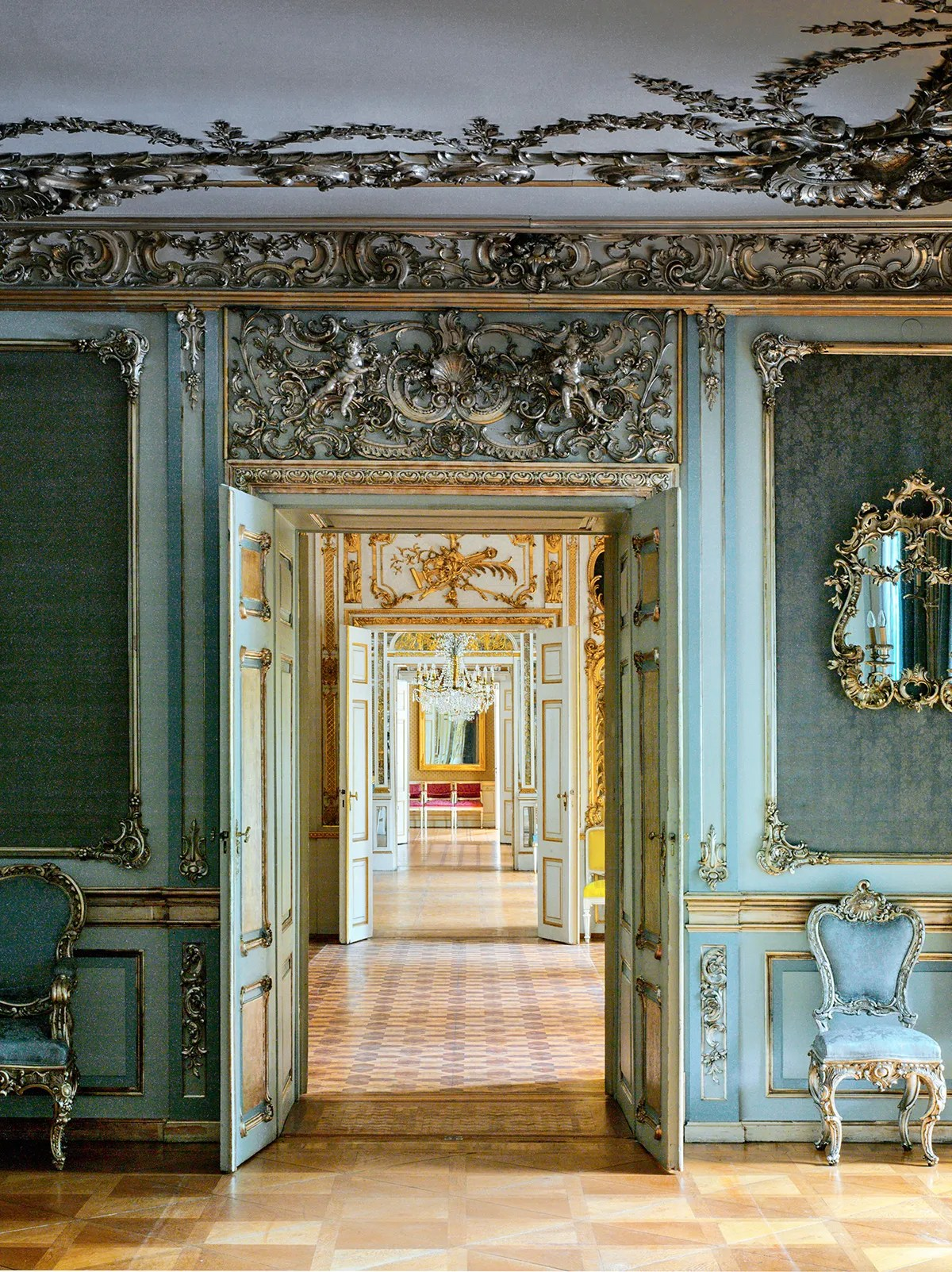 Thurn und Taxis Family Country Home Schloss St Emmeram