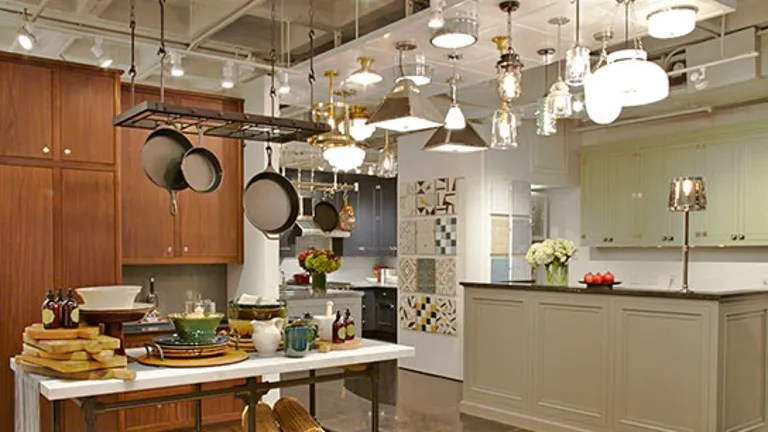 kitchen showroom beautiful islands waterworks opens its first in new york city architectural digest