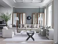 Inspiring Gray Living Room Ideas Photos