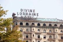 Divine Lorraine Restoration Philadelphia Architectural