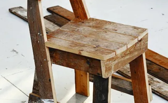 Do It Yourself Furniture By Artists And Designers