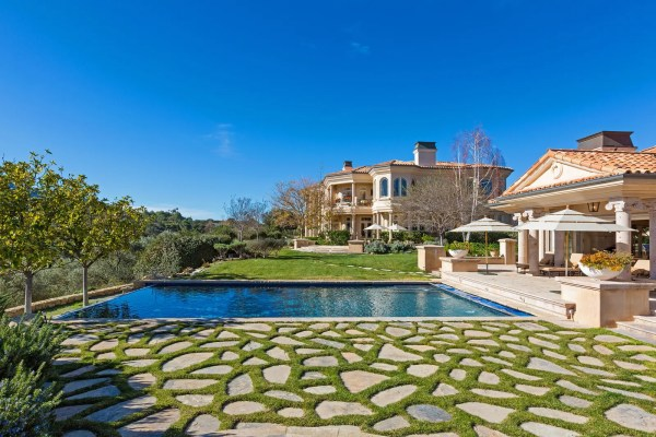 Britney Spears House Architectural Digest