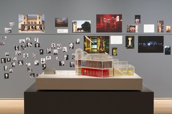 David Adjaye Exhibition Art Institute Of Chicago