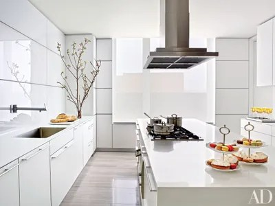 renovated kitchen remodel works bath & 15 spectacular before and after makeovers architectural digest sols betancourt sherrill decorated the apartment including which features cabinetry a sink