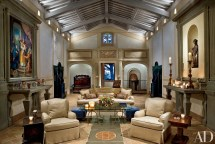 Romantic Rooms In Italian Homes Ad Archives