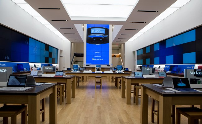 Microsoft New York City Fifth Avenue Flagship Store