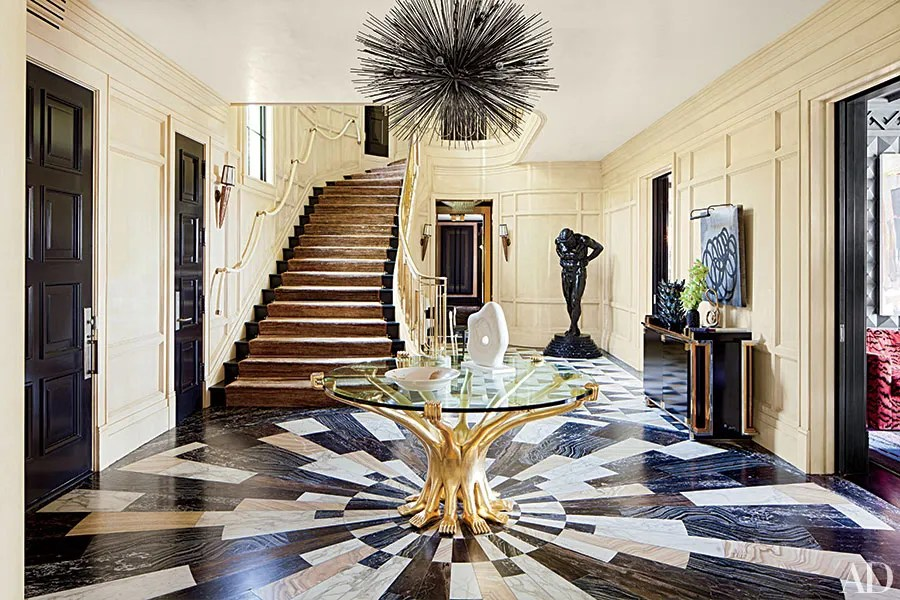 How to Create a Patterned Stone Floor  Architectural Digest