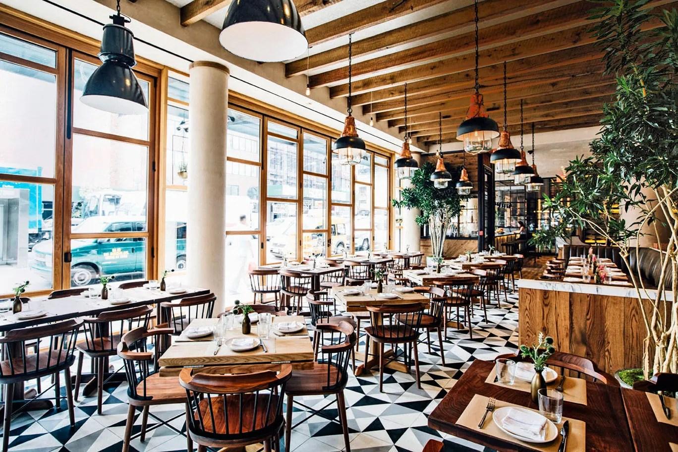 Chef Laurent Tourondel Opens New York City Restaurant L