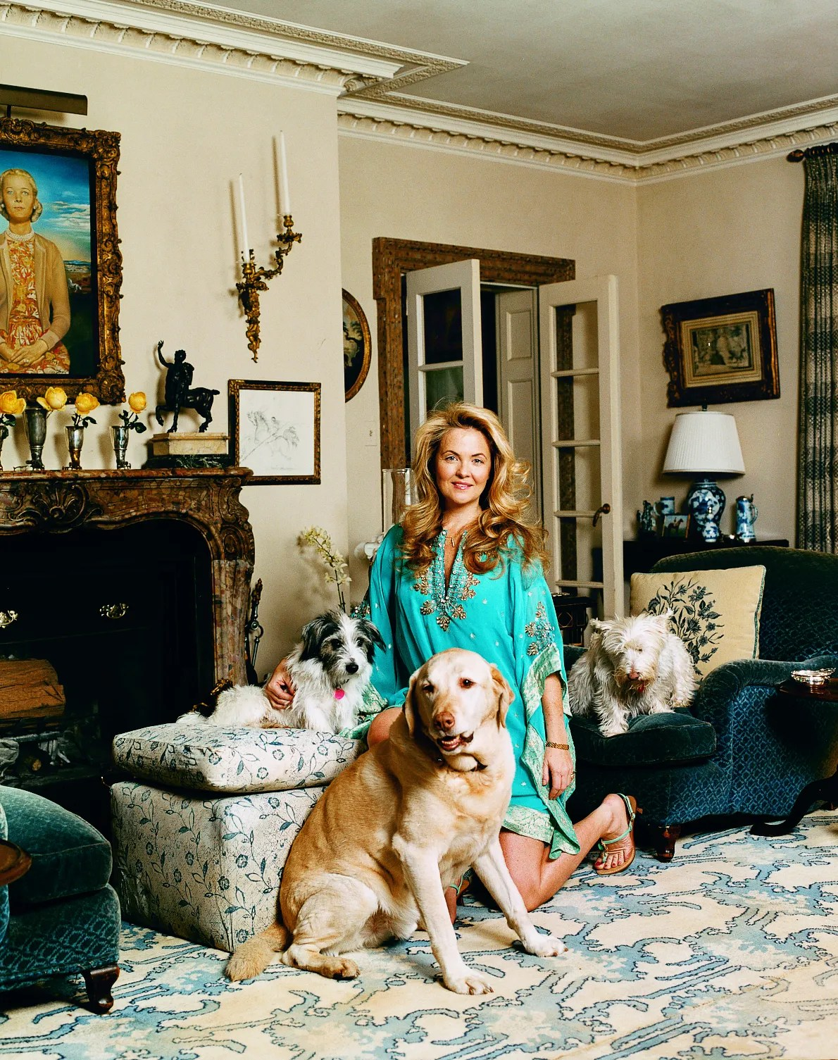 Cornelia Guest to Auction Heirlooms  Architectural Digest