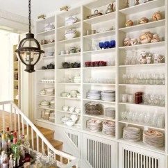 Kitchen Pantries Lights Menards Pantry Ideas For A Seriously Stylish And Organized Space Antique Wedgwood Coalport China Is Stored In The Of Architect Jim Joseph Musical
