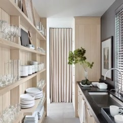 Kitchen Pantries Prefab Outdoor Frames Pantry Ideas For A Seriously Stylish And Organized Space In The Nashville Tennessee Home He Shares With His Partner Tv Executive John Shea Designer Ray Booth Devised Working Lined Open Shelves