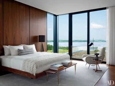 architectural digest bedroom designs 24 Contemporary Bedrooms with Sleek and Serene Style
