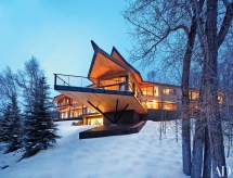 Rocky Mountain Architecture House