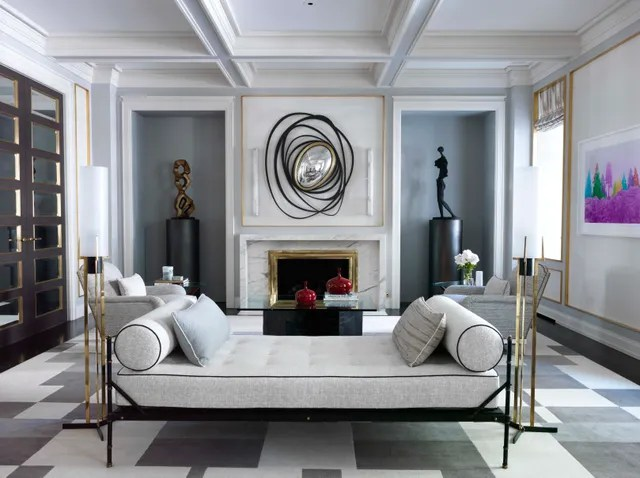 8 Sophisticated Interiors by JeanLouis Deniot Inc Photos  Architectural Digest