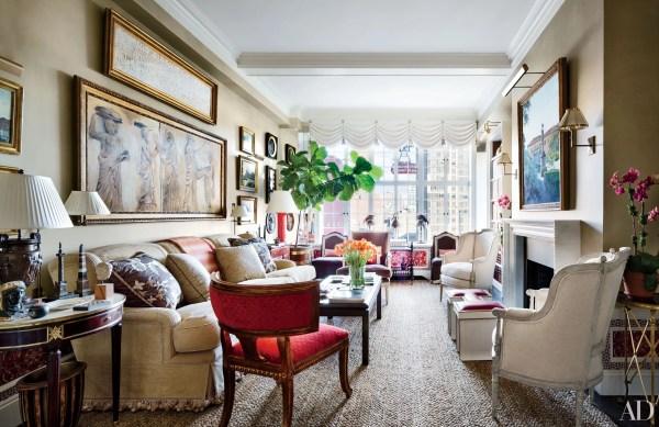 6 Classic Rooms Alexa Hampton Head Of Design Firm Mark Llc Architectural Digest