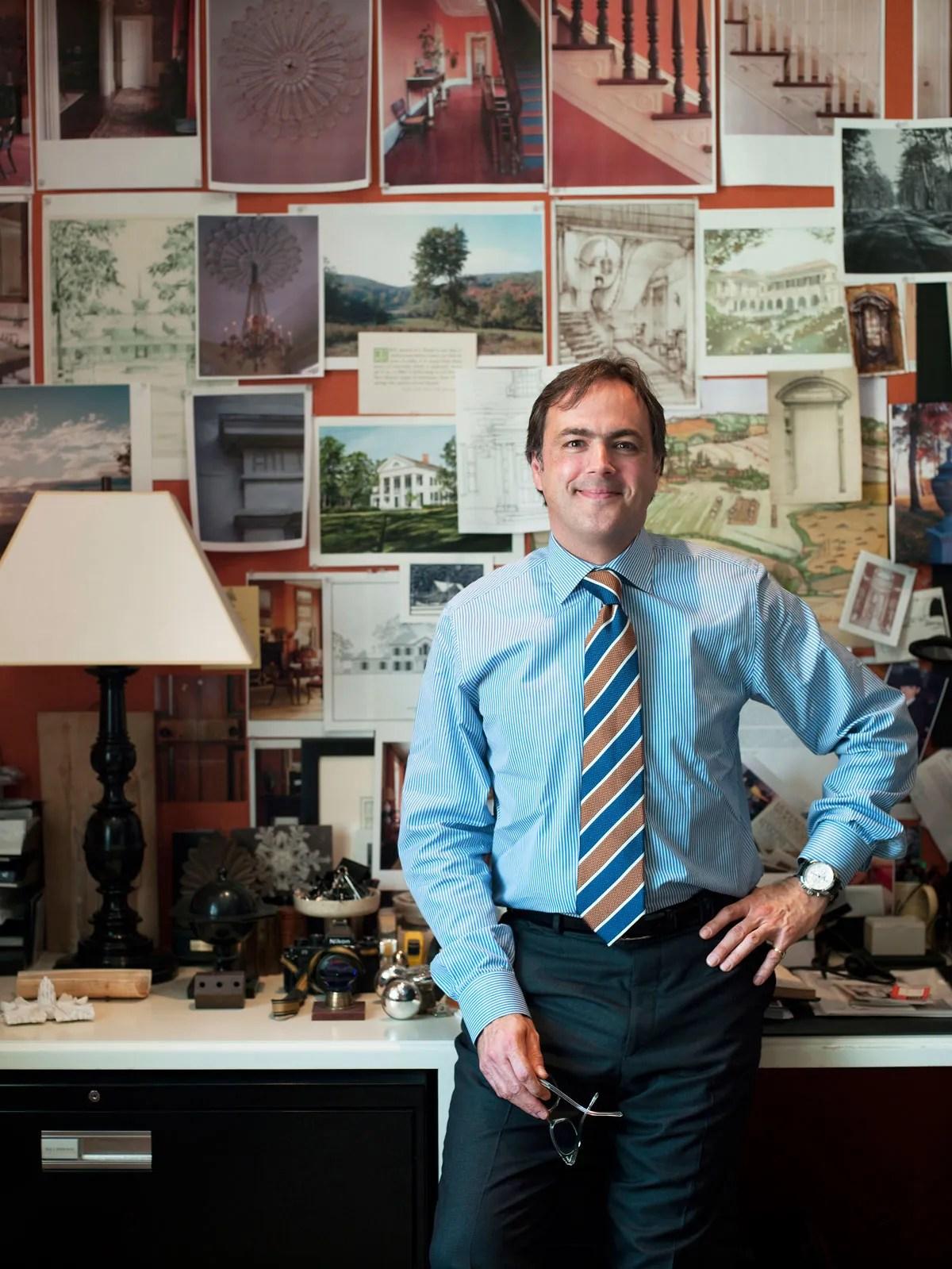 G P Schafer Architect  AD100 2016  Architectural Digest