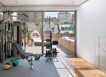 Home Gym Room Design