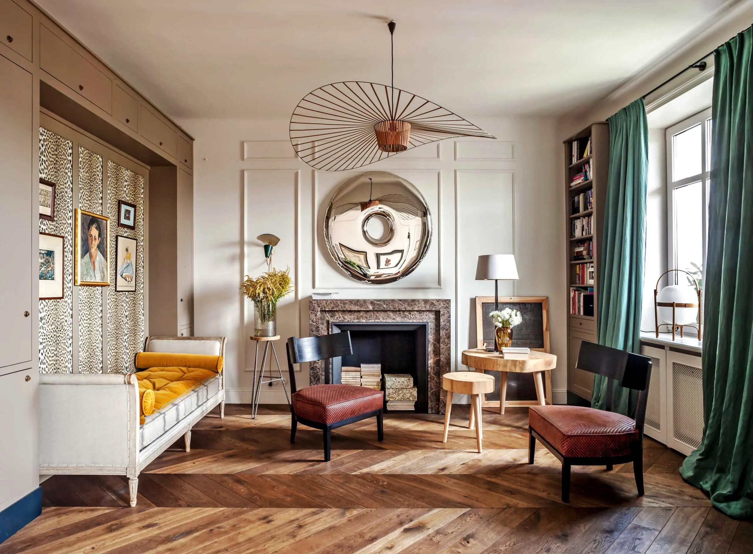 Prewar Apartment  Modern French Decor Inspiration  Architectural Digest