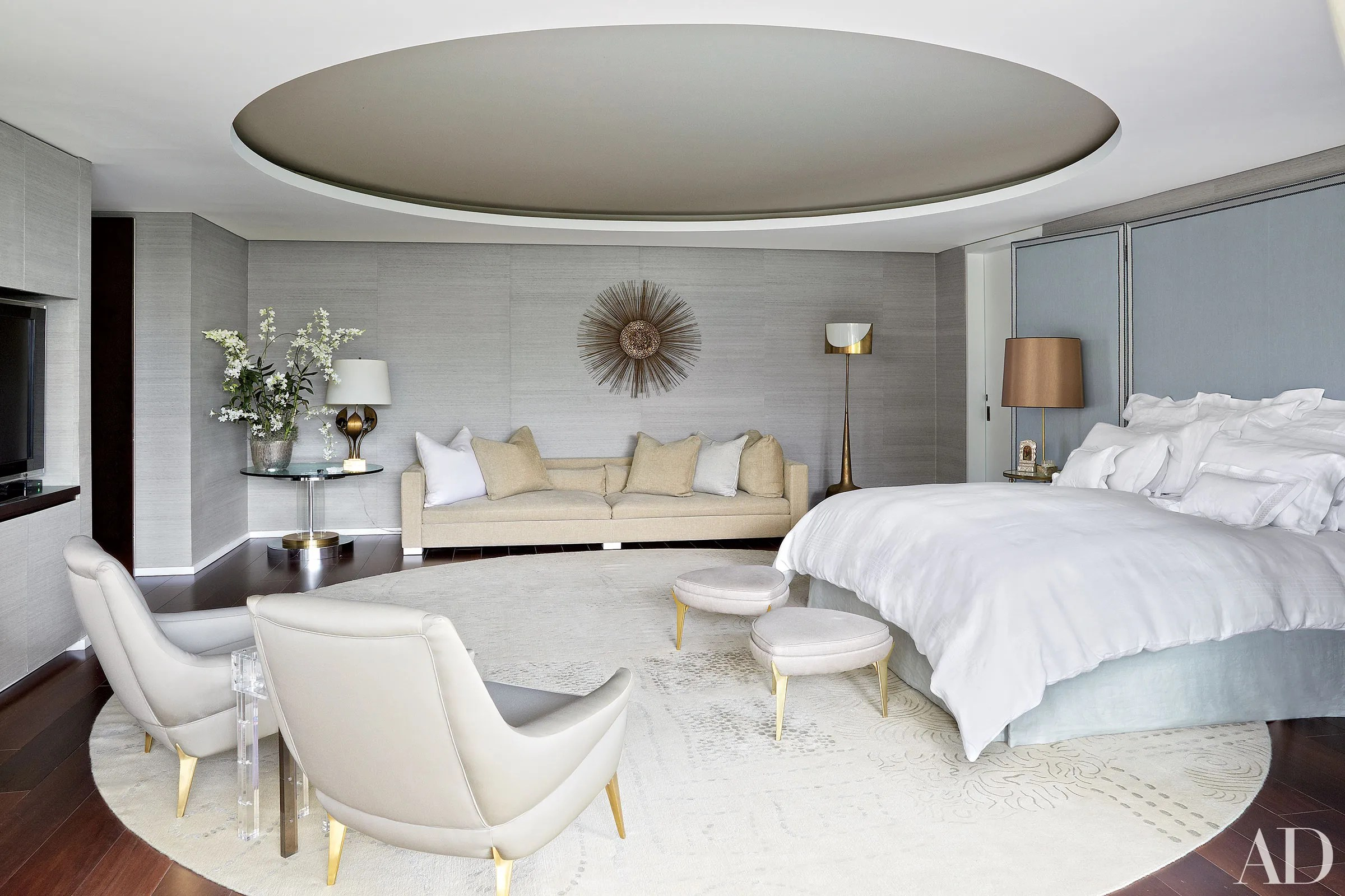 17 Sumptuous Bedrooms Perfect For Wintertime Lounging