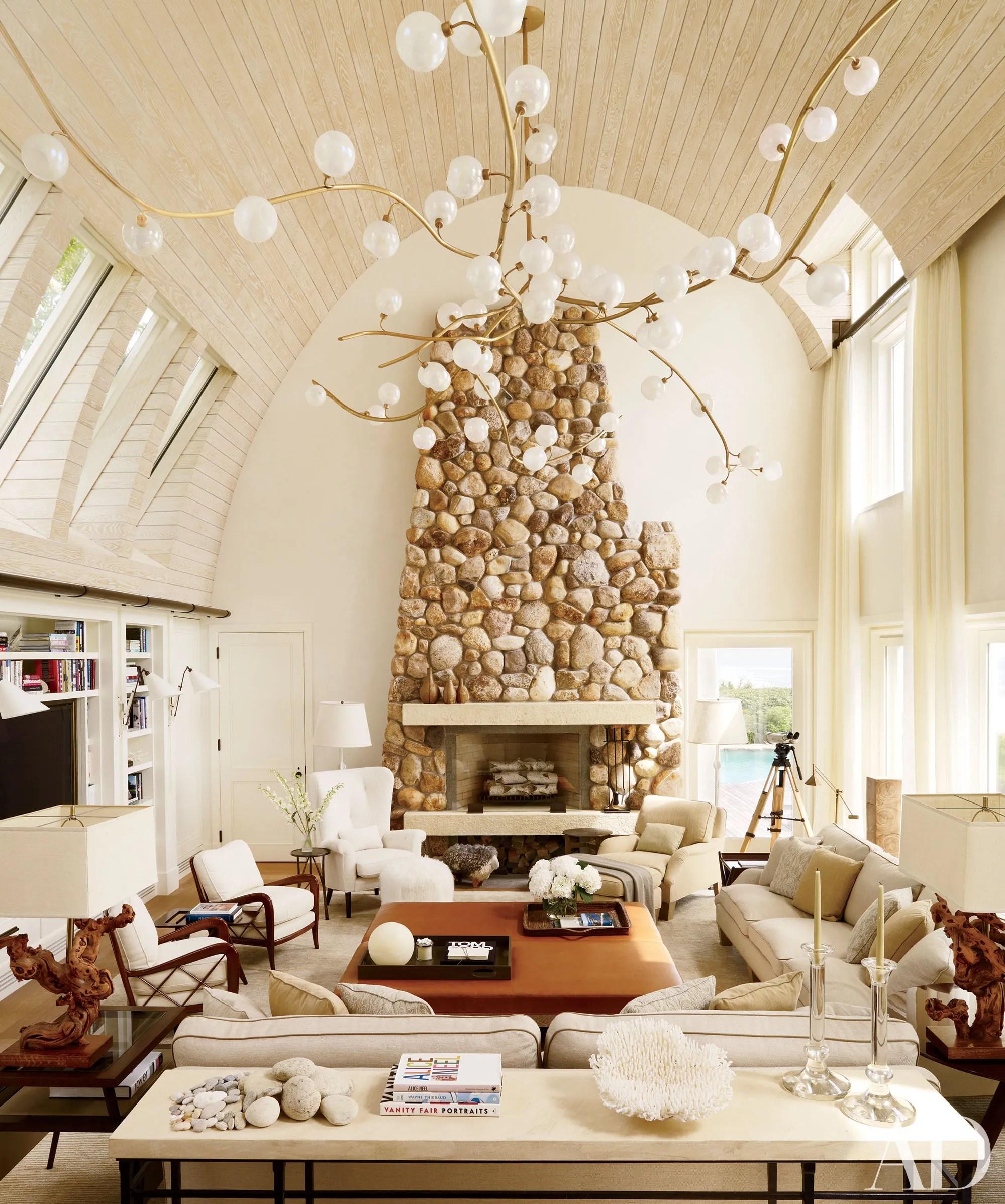 vaulted ceiling renovation inspiration