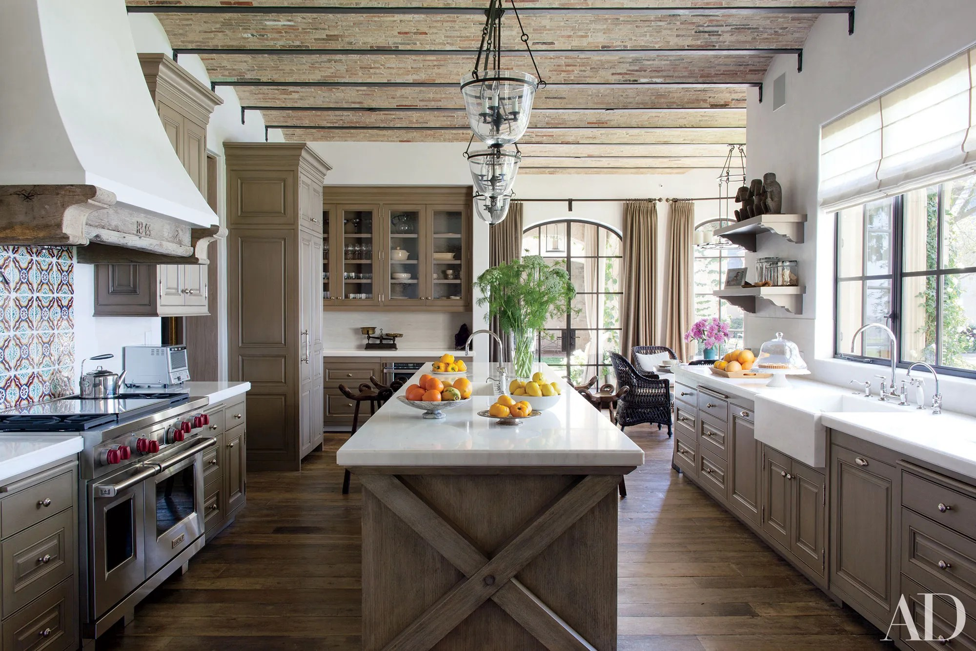farm style kitchen drawer organizer ideas 13 alluring modern farmhouse kitchens photos