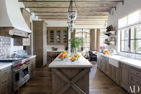 Alluring Modern Farmhouse Kitchens