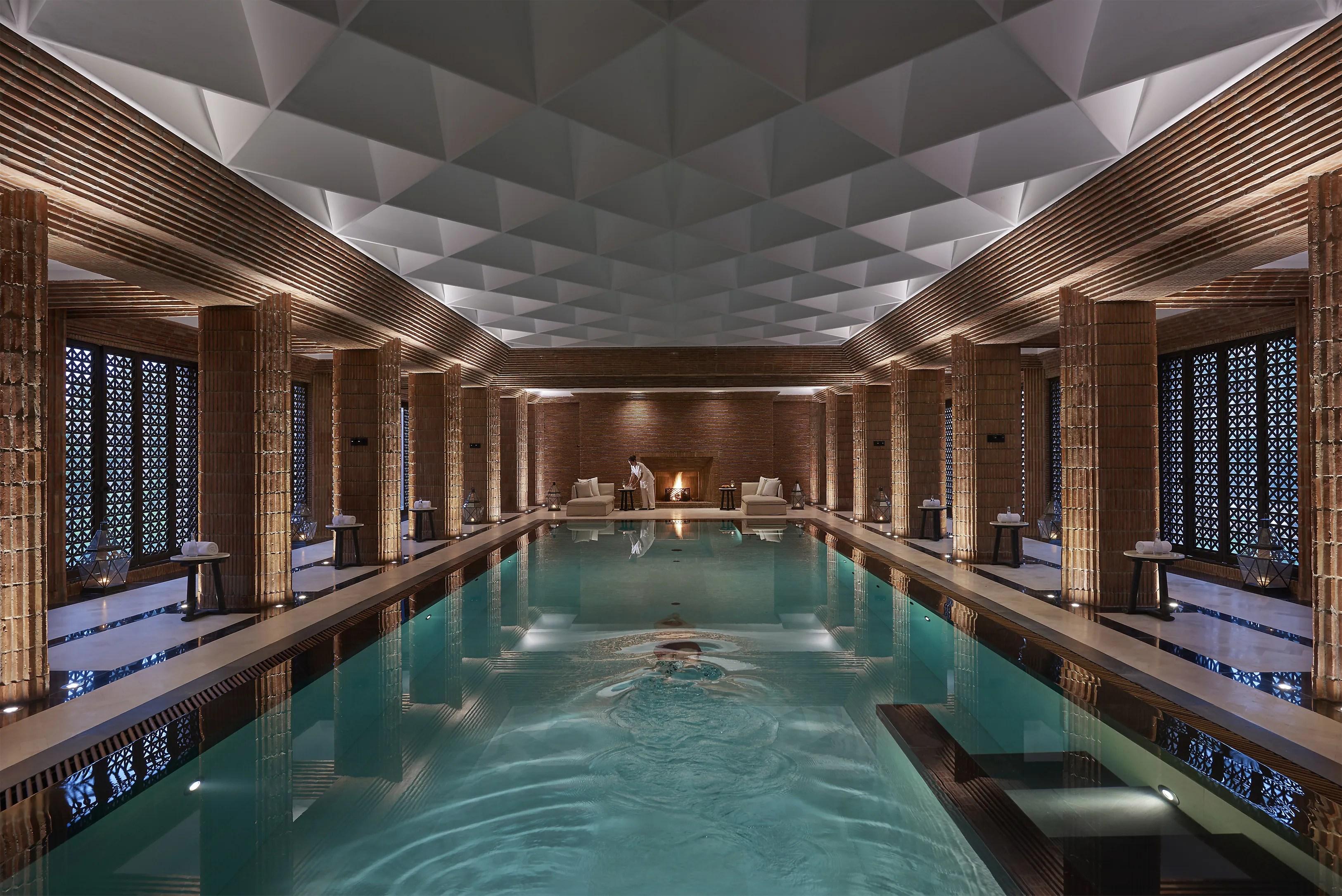 Best Spas in New York Dubai Bali Europe Photos  Architectural Digest