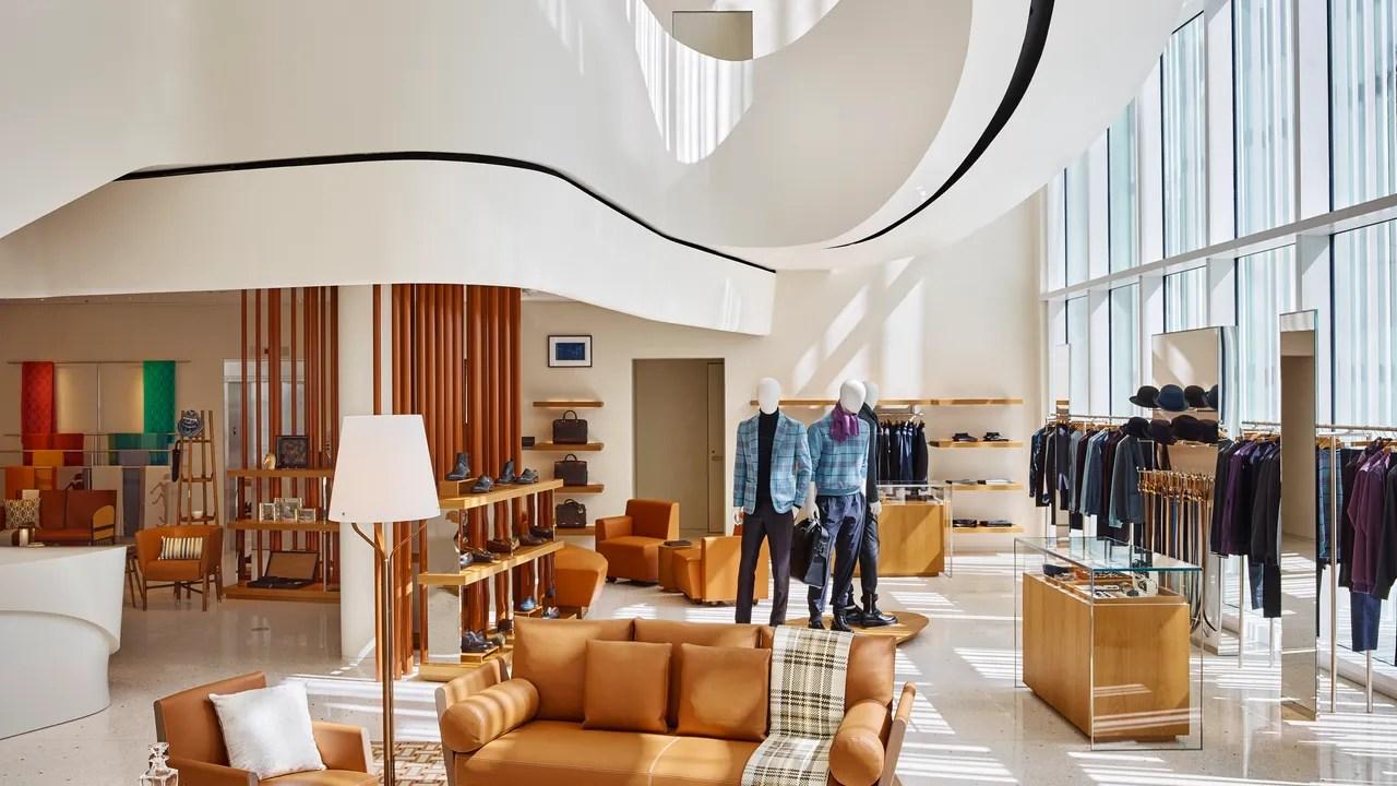 New Hermès Store Opens In Miami Design District