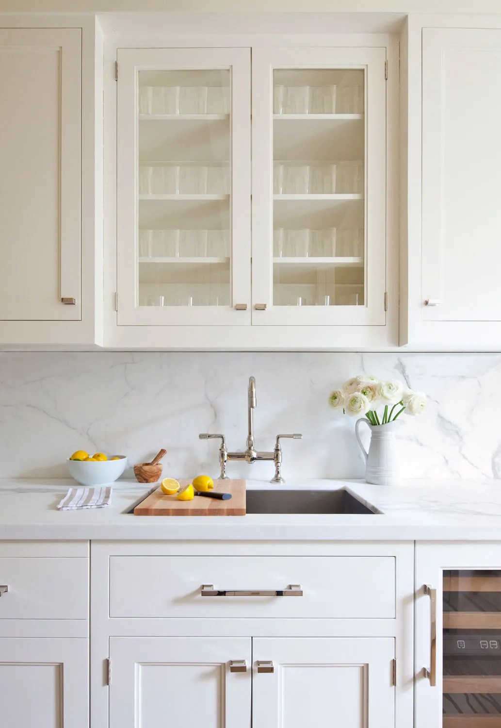 shelf above kitchen sink pantry cabinet 6 ways to refresh your home from interior design firm ...