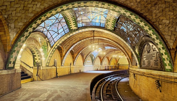 Guastavino Tile Arches In City Hall Subway And Ellis