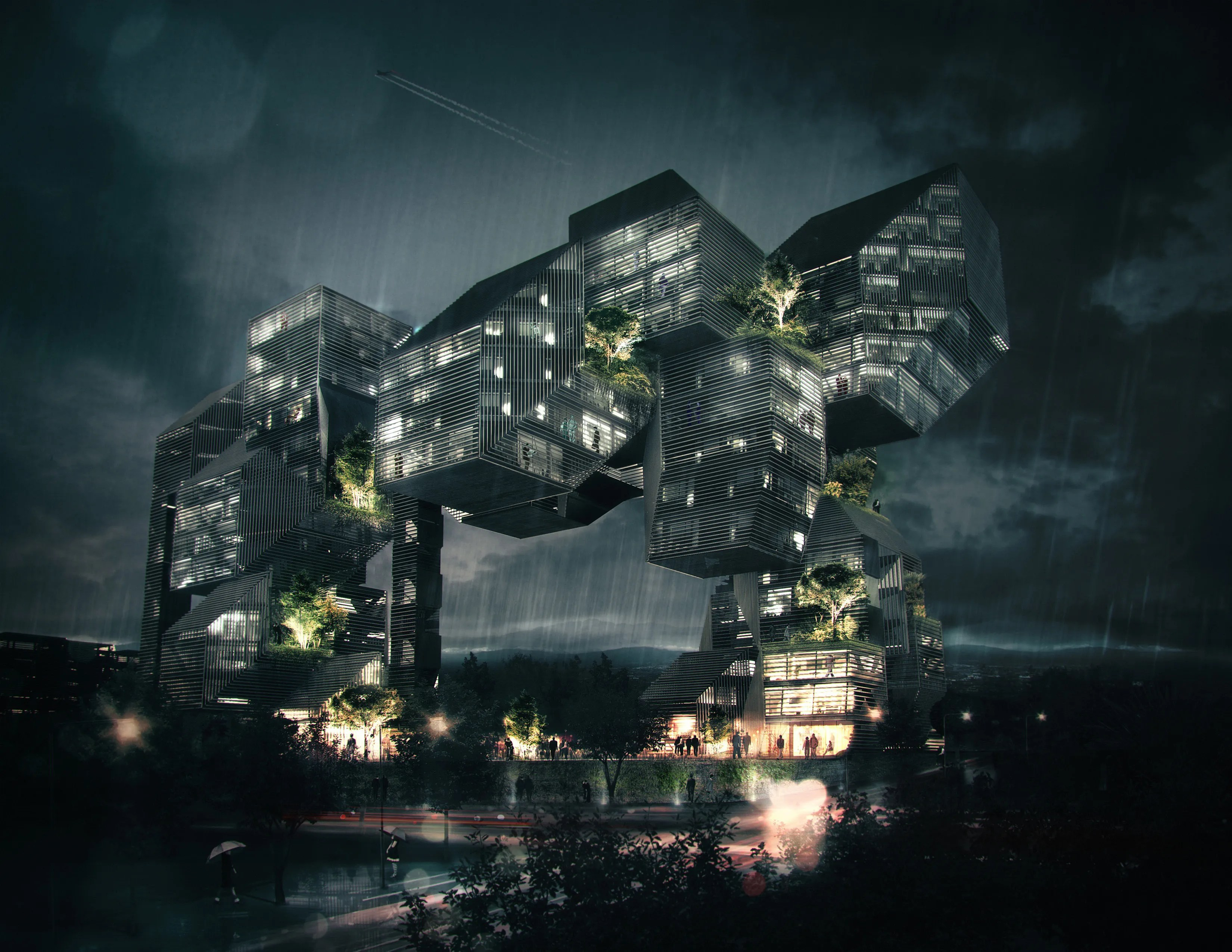 Innovative Architecture Design  Architecture Projects by