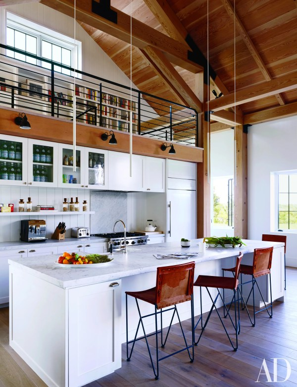 Rustic Kitchen Ashe Leandro Home Decorating Ideas