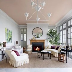 Living Room Fireplace Off Centered Table With Chairs Ideas And Designs Architectural Digest During The Freezing Winter Months There S Nothing Quite Like Sound Smell Warmth Of A Crackling Once Necessity For Survival
