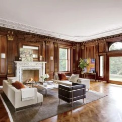 Living Room Fireplaces Pictures Glider Fireplace Ideas And Designs Architectural Digest The Is Centerpiece Of Grand In A New Jersey Estate Renovated