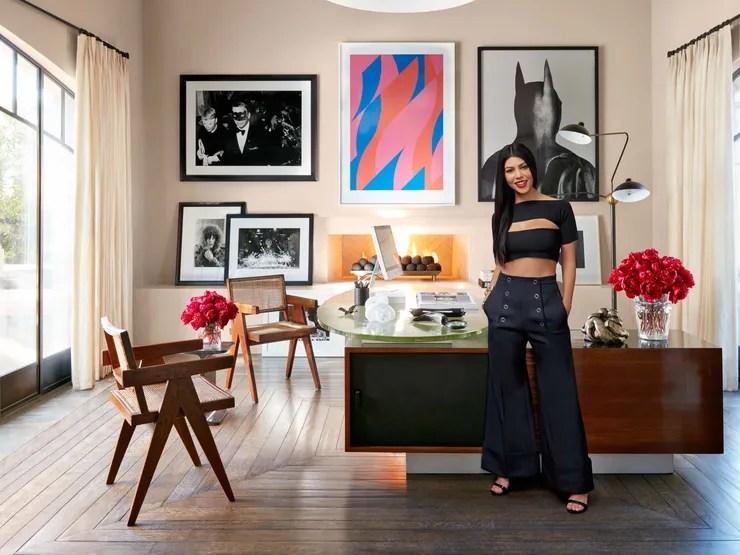 Khloé And Kourtney Kardashian Realize Their Dream Houses In