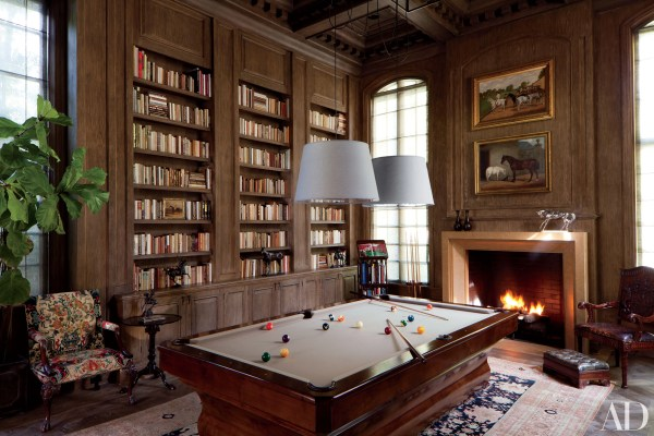 Beautiful Billiard Rooms Play In Style