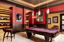 Pool Billiards Room Man Cave