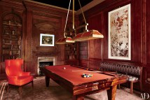 Painting Pool Table Room Pictures