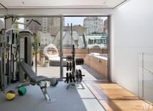 Home Gym Room Design