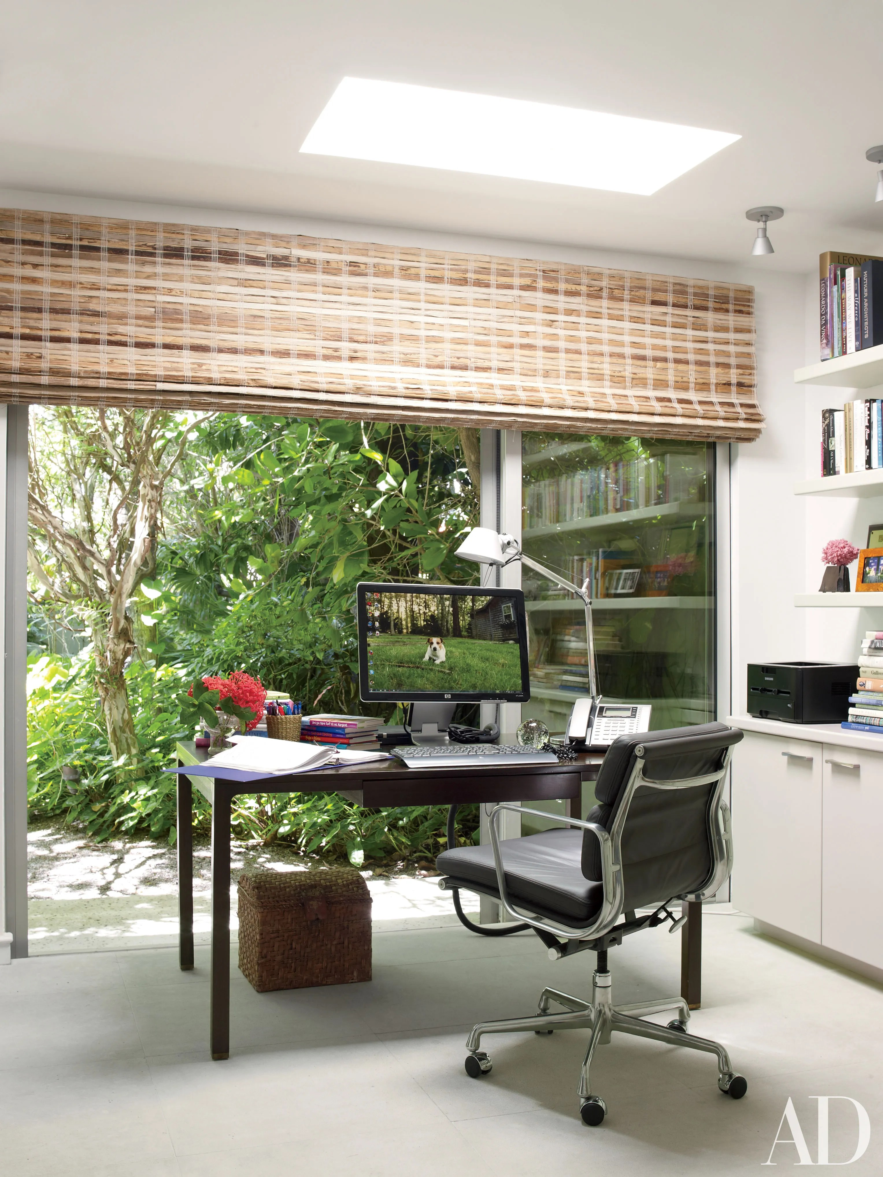 Home Office Design Interiors