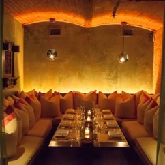 Small Space Kitchen Table Chromcraft Chairs Private Dining Nyc At Cipriani Wall Street, Nomad Hotel ...