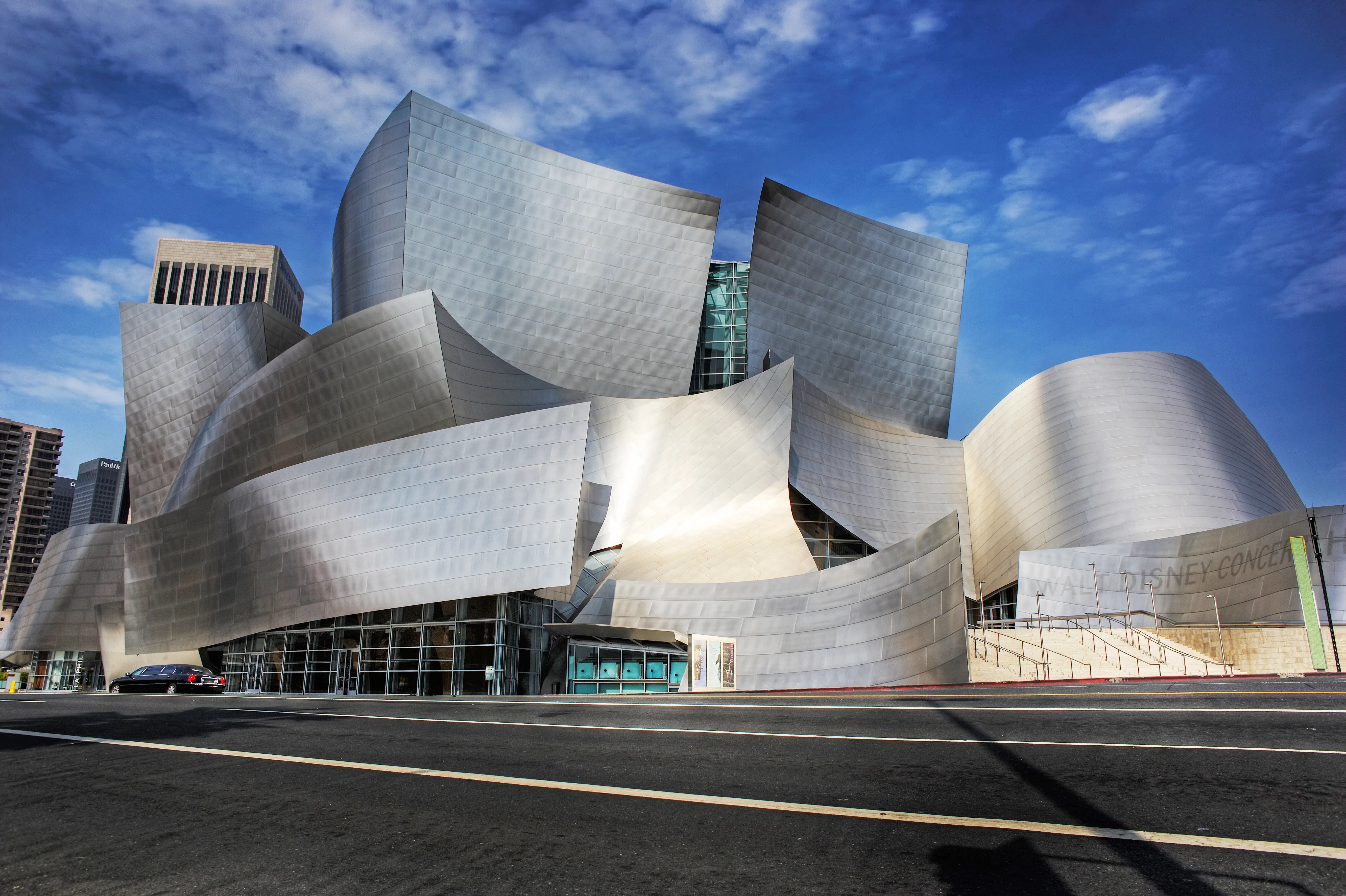 Steel Buildings In Modern Architecture From Zaha Hadid