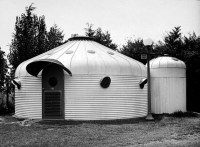 Buckminster Fullers Geodesic Dome and Futuristic ...