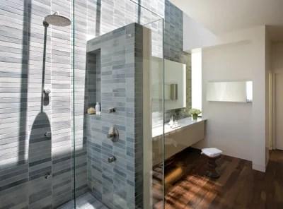 how to create the bathroom tile design