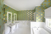 Before and After: Easy Bathroom Makeover Design Idea with ...