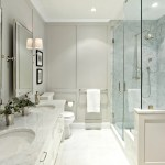 14 Best Bathroom Makeovers Before After Bathroom Remodels Architectural Digest