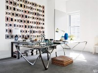 Offices of Fashion Industry Insiders: Diane von ...